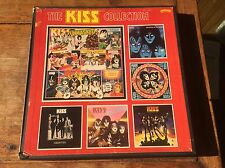 Ultra Rare Kiss Collection Brazil Only Box 6 Lp 1983 Tour W/ Booklet Complete!!