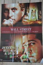 Filmposter A1 Neu Wall Street 2 - Geld schläft nicht
