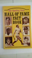 Hall of fame fact book. 1983 edition