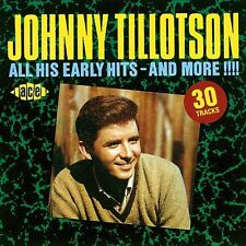 Johnny Tillotson - All His Early Hits - And More!!!! (CDCHD 946)