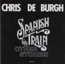 Spanish Train - Chris De Burgh (1999, CD NEUF)