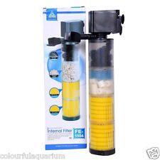 Four-stage Aquarium Internal Filter 1200 l/h FE-1504 with filter medias & sponge