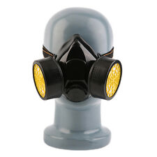 Emergency Survival Safety Respiratory Gas Mask With 2 Dual Protection Filter UR