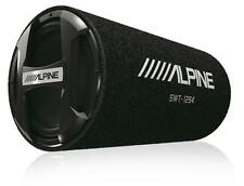 "Alpine SWT-12S4 12"" Subwoofer Sub Car Bass Tube Box 1000w peak"
