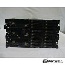 3x IBM x3650 2x Xeon E5130 2.0GHz 2U Rack Mount Server w/ 6x 146GB 10K SAS HDD