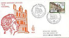 Repubblica Italiana 1988 FDC Venetia Club Scuole d'Italia (E)