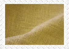 Hessian / Burlap Fabric Sold By The Meter | 36 inch Width | Wedding Table Runner
