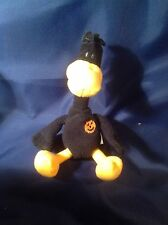Sitting Ducks McDonalds Happy meal HALLOWEEN Pumpkin Plush Beanie Duck