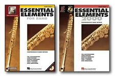 Essential Elements 2000 for Flute - Includes Book 1 and Book 2 w/ Song Downloads