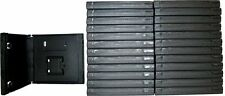 (25) VGBR14DSBK Black Nintendo DS Replacement Cases Boxes Game Empty Gamer NEW