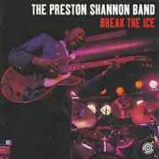 Shannon, Preston Band: Break the Ice  Audio Cassette