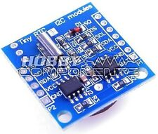 DS1307 real time clock module Tiny RTC I2C Module