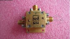 used M14A M/A-COM 4.0-16GHz SMA RF microwave high frequency dual balanced mixer
