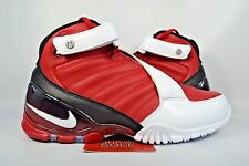 NEW Nike Zoom Vick III 3 MICHAEL VICK VARSITY RED WHITE BLACK 832698-600 sz 8