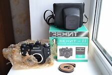NEW! Zenit-11 USSR Russian camera body only, S/N 90005294
