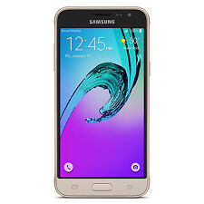 "Samsung Galaxy J3 (2016) 5"" Android Smartphone works with Boost Mobile – New"