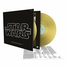 Star Wars: Episode IV - A New Hope OST - 2 x 180g Gold Vinyl LP + Download *NEW*