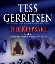 Rizzoli and Isles: The Keepsake Bk. 7 by Tess Gerritsen (2008, UK-Paperback, Abr