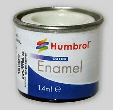 GLOSS WHITE - Humbrol Enamel Model Paint 14ml Tin #22