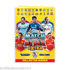 MATCH ATTAX EXTRA 14/15 Card No.N16 AARON LENNON EVERTON