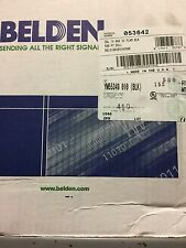 1000' Belden YM55349 WHITE Cable 18/2 Wire