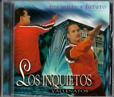 Los Inquietos Presente y Futuro Latin Music CD New