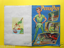 sticker album peter pan figurine lampo 1954 cromos peter pan hook capitan uncino
