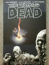 The Walking Dead - Volume 9: Here We Remain TPB.  1st Printing