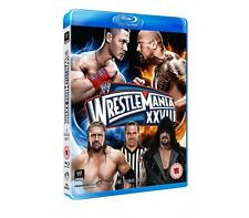 Official WWE - Wrestlemania XXVIII (28) (2 Disc Set) Blu-Ray