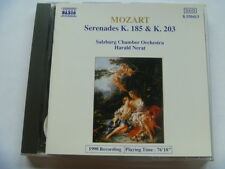 4891030504134 MOZART SERENADES K 185 203 NAXOS FREEPOST CD