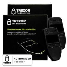 Bitcoin wallet TREZOR Toreza Black