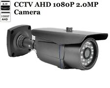 CCTV Sony 1/3  AHD 2.0MP Full HD 1080P IR-Cut Waterproof Outdoor AHD Camera