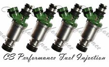 Denso Flow Matched Fuel Injector Set for Toyota Solara 2.2 23250-74100 (4)