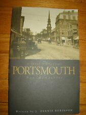 BRIEF HISTORY OF PORTSMOUTH NEW HAMPSHIRE DENNIS ROBINSON 1998
