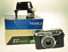 Yashica Ez Matic Rangefinder Film Camera