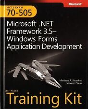 MCTS Self-Paced Training Kit (Exam 70-505): Microsoft® .NET Framework 3.5 Windo