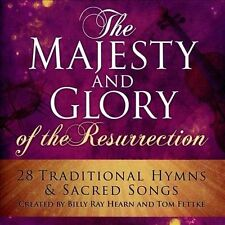 Majesty And Glory Of The Resurrection Billy Ray Hearn, Tom Fettke Audio CD