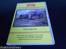 Newcastle-Industrial Steam In The North East Volume 110 DVD