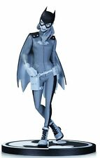 BATGIRL BATMAN BLACK AND WHITE STATUE - BABS TARR - IN STOCK