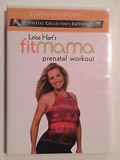 Leisa Hart's FitMama Prenatal Workout (DVD, 2003) - ***FAST SHIPPING!!!***