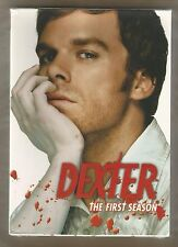 Dexter-The First Season-Series 1-Region 1 (USA) DVD - New & Sealed-Free Delivery