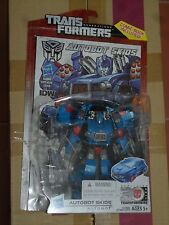 TRANSFORMERS GENERATIONS IDW AUTOBOT SKIDS DELUXE MOSC MOC MISB SEALED NEW