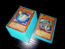 Yugioh Complete Crystal Beast Deck Sapphire Pegasus Rainbow Dragon BEST VALUE!!!