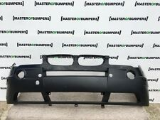 BMW X3 E83 2003-2006 FRONT BUMPER IN BLACK GENUINE [B621]