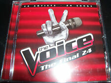 The Voice The Final 24 Australian 2012 CD Karise Eden Sarah De Bono Prinnie Stev