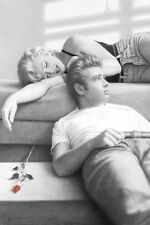 MARILYN MONROE JAMES DEAN FLUTE SONG POSTER 24X36 NEW FREE SHIPPING
