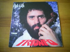 ALFREDO DE LA FE Triunfo SALSA LP US PRESS TOBOGA RECORDS SALSA