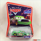 Disney Pixar Cars Green Chick Hicks Supercharged series worn package