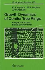 Growth Dynamics of Conifer Tree Rings : Image of Past and Future Environments...