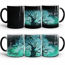 Authentic Harry Potter Magic mug, After all this time? Always Color Changing cup